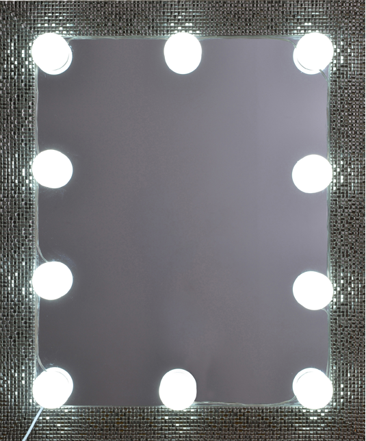 Buy Makeup Light Hollywood Style Led Mirror Kit