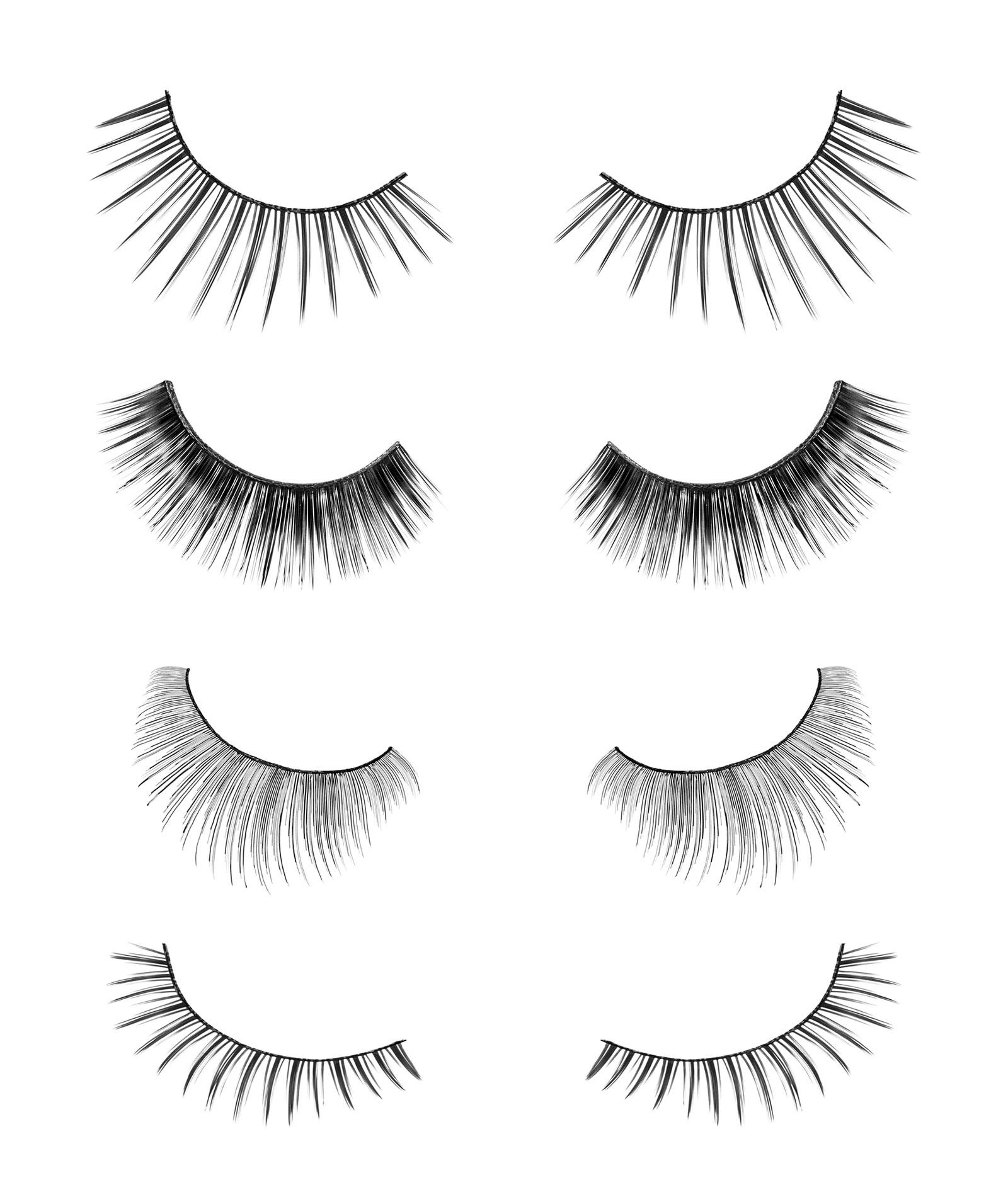 Eyelash Extensions Hair type