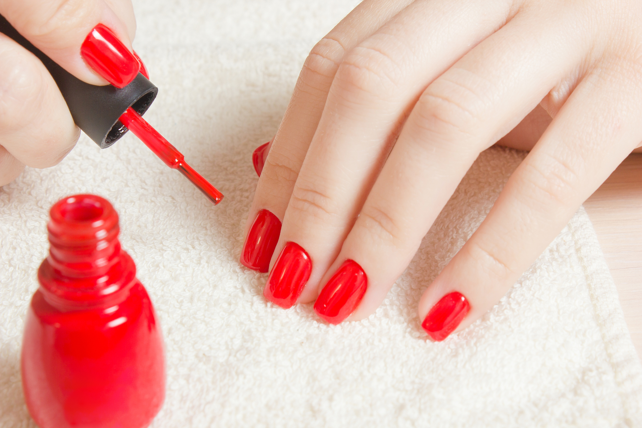 Beauty Secrets for nail care