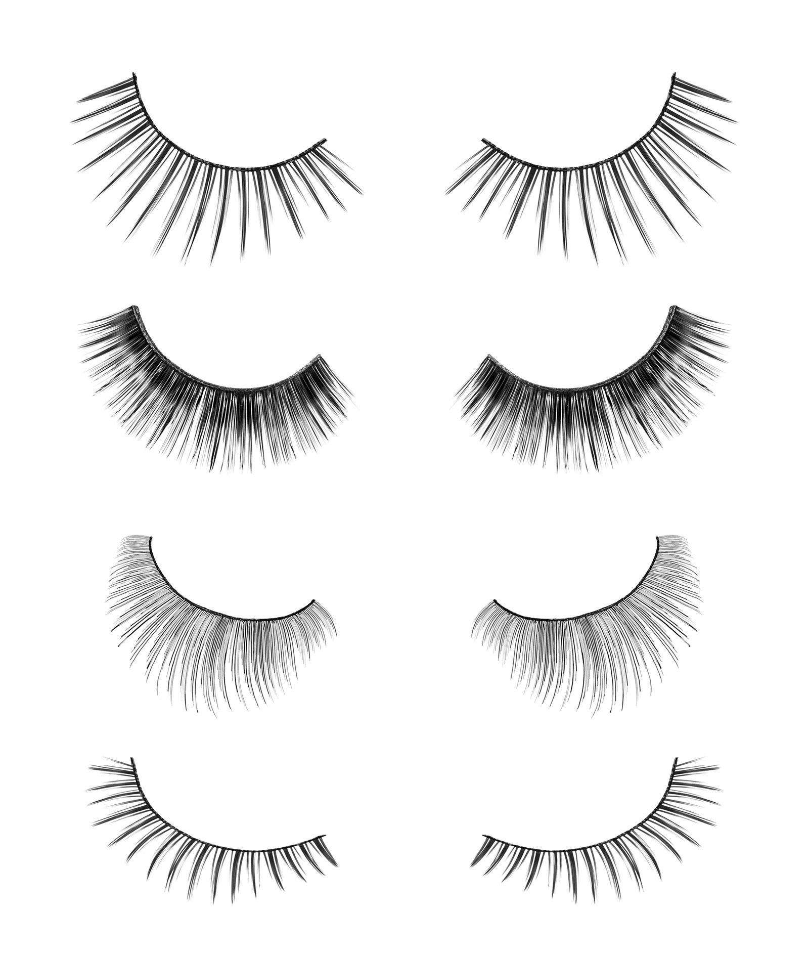 Eyelash Extensions Hair type